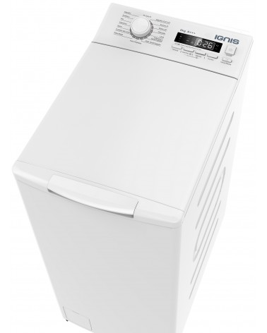 Lavadora carga superior 8 kg