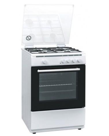 HYCO648BEB  Cocina de gas 60*60cm BLANCO FFD