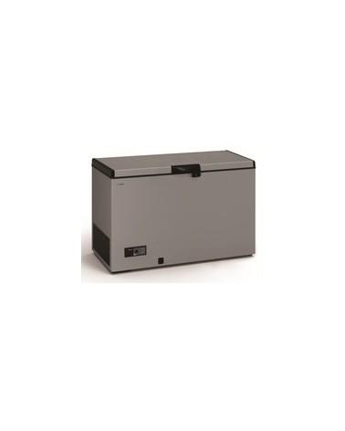 HYCH349L133S Congelador 349 litros A+ SILVER Control electrónico con pantalla