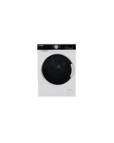 Lavadora carga frontal 8kg 1.200rpm A+++/D Blanco Control electrónico con pantalla HYL812PGNE
